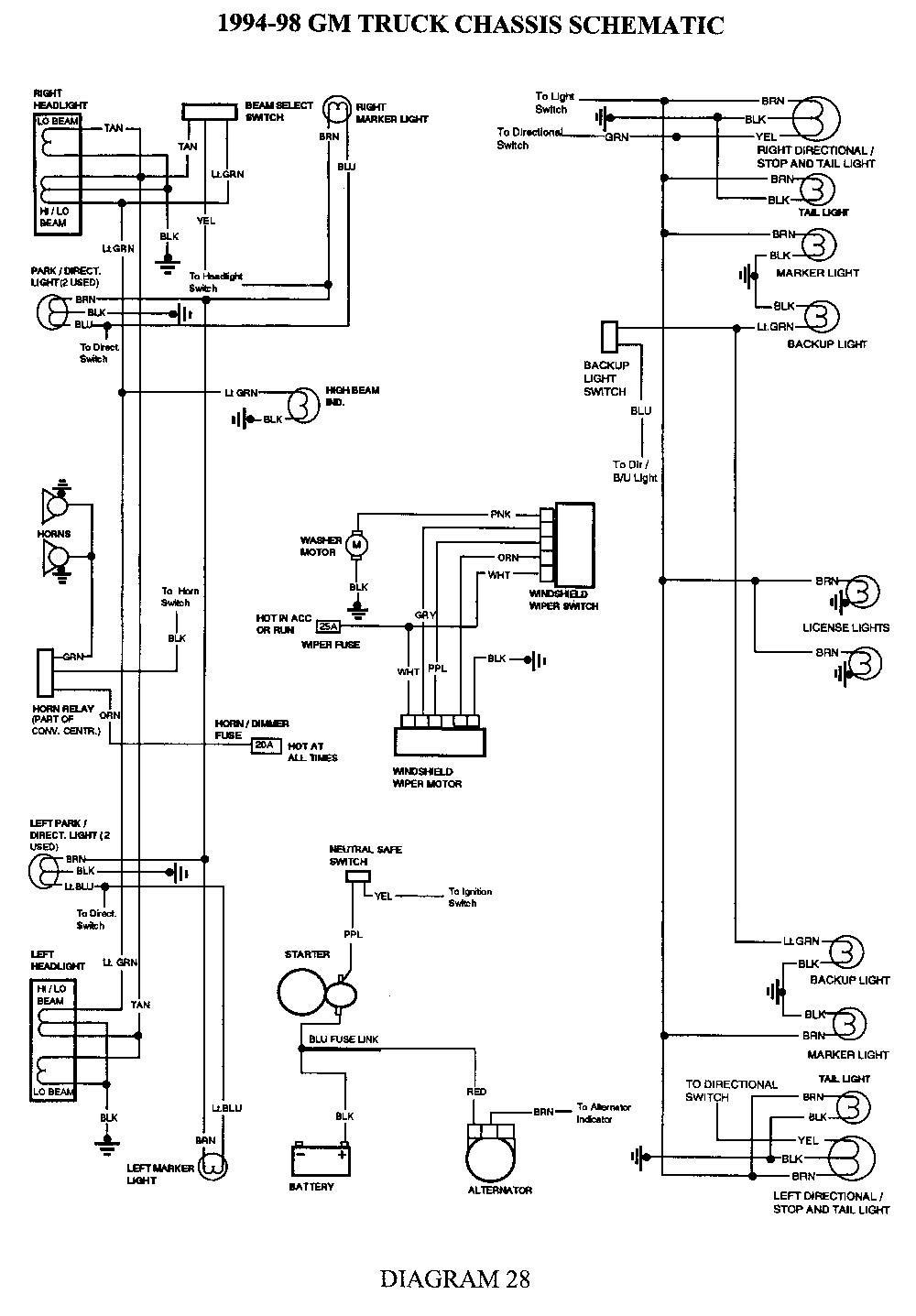 Wiring Diagram 2000 Chevy S10 Rear End Wiring Diagram Used 2000 Chevy S10 Brake Light Wiring Diagram 2000 Chevy S10 Rear Lights Wiring Diagram