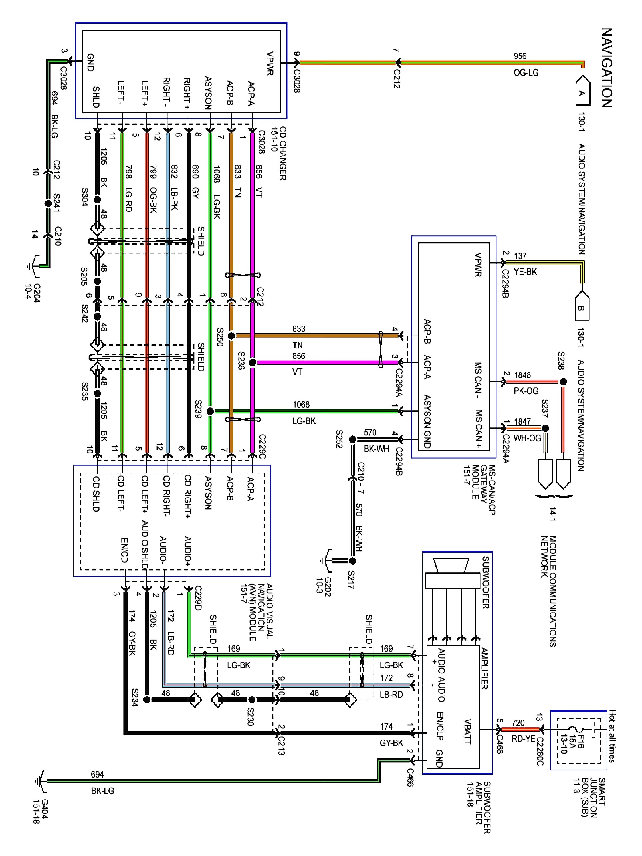 2004 ford F650 Turn Signal Wire Diagrams New | Wiring ...