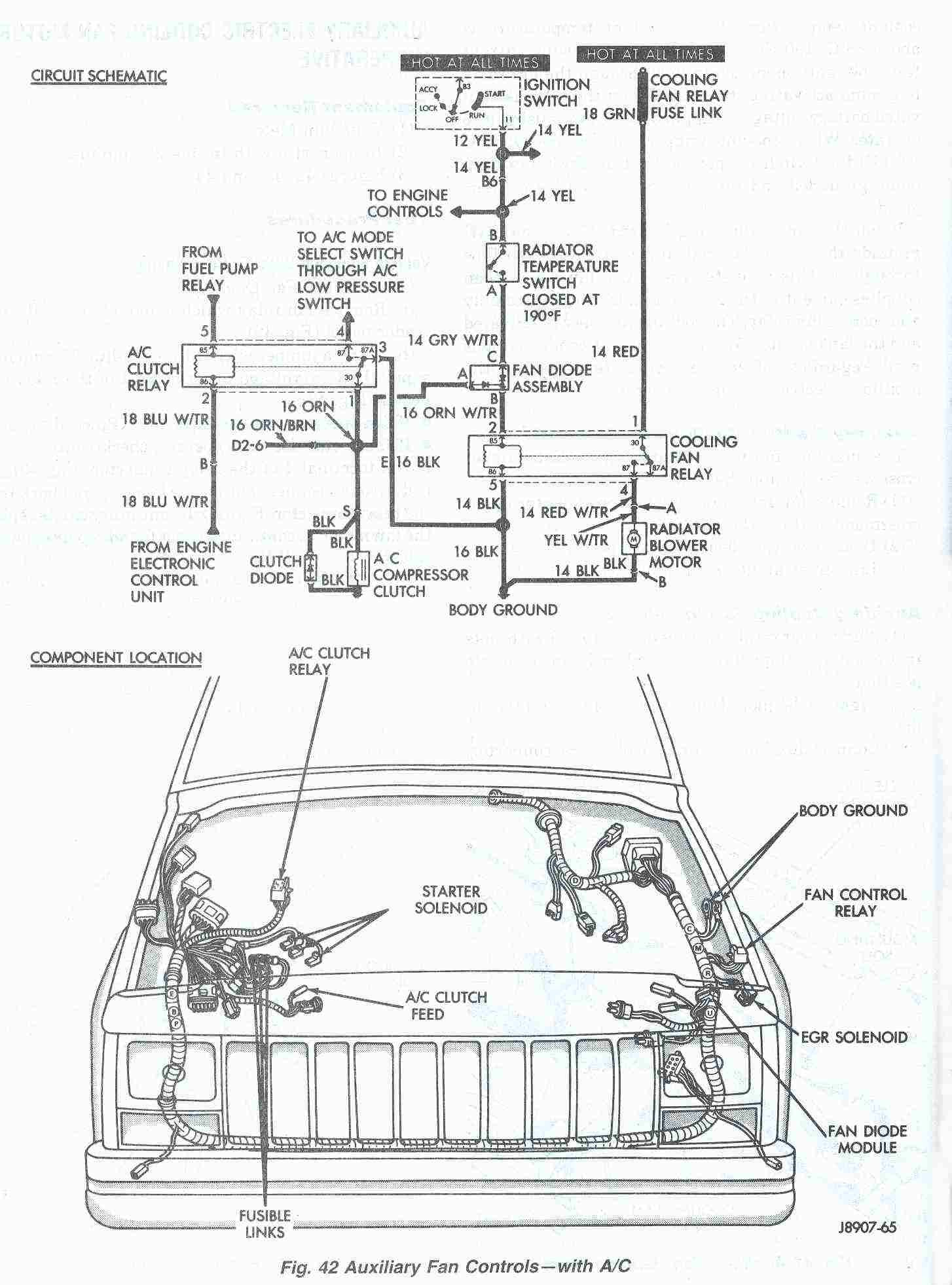 1997 Jeep Cherokee Engine Diagram Wiring Diagram Centre 1997 Grand Cherokee Engine Diagrams