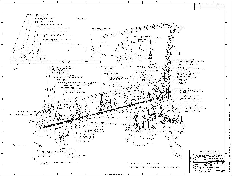 freightliner wiring diagrams free wiring diagram toolboxfreightliner truck wiring diagrams wiring diagram toolbox freightliner wiring diagrams