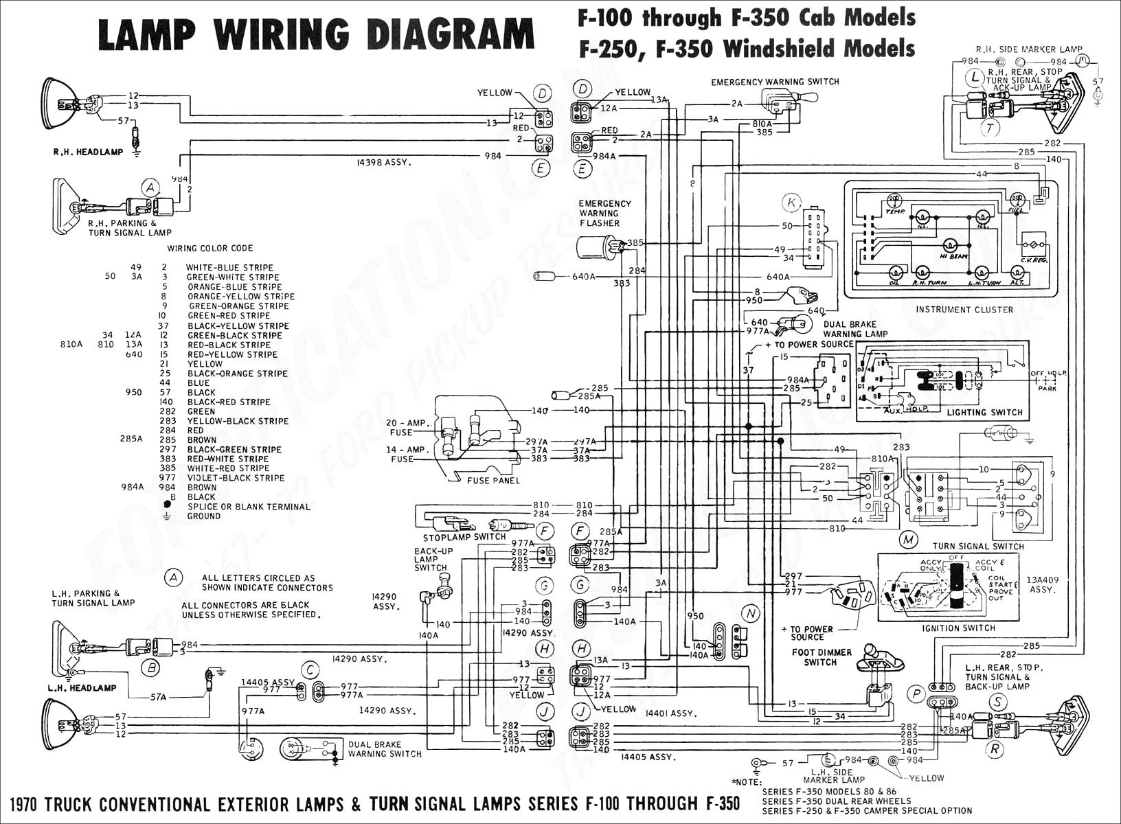 2011 F350 Upfitter Wire Diagram Inspirational