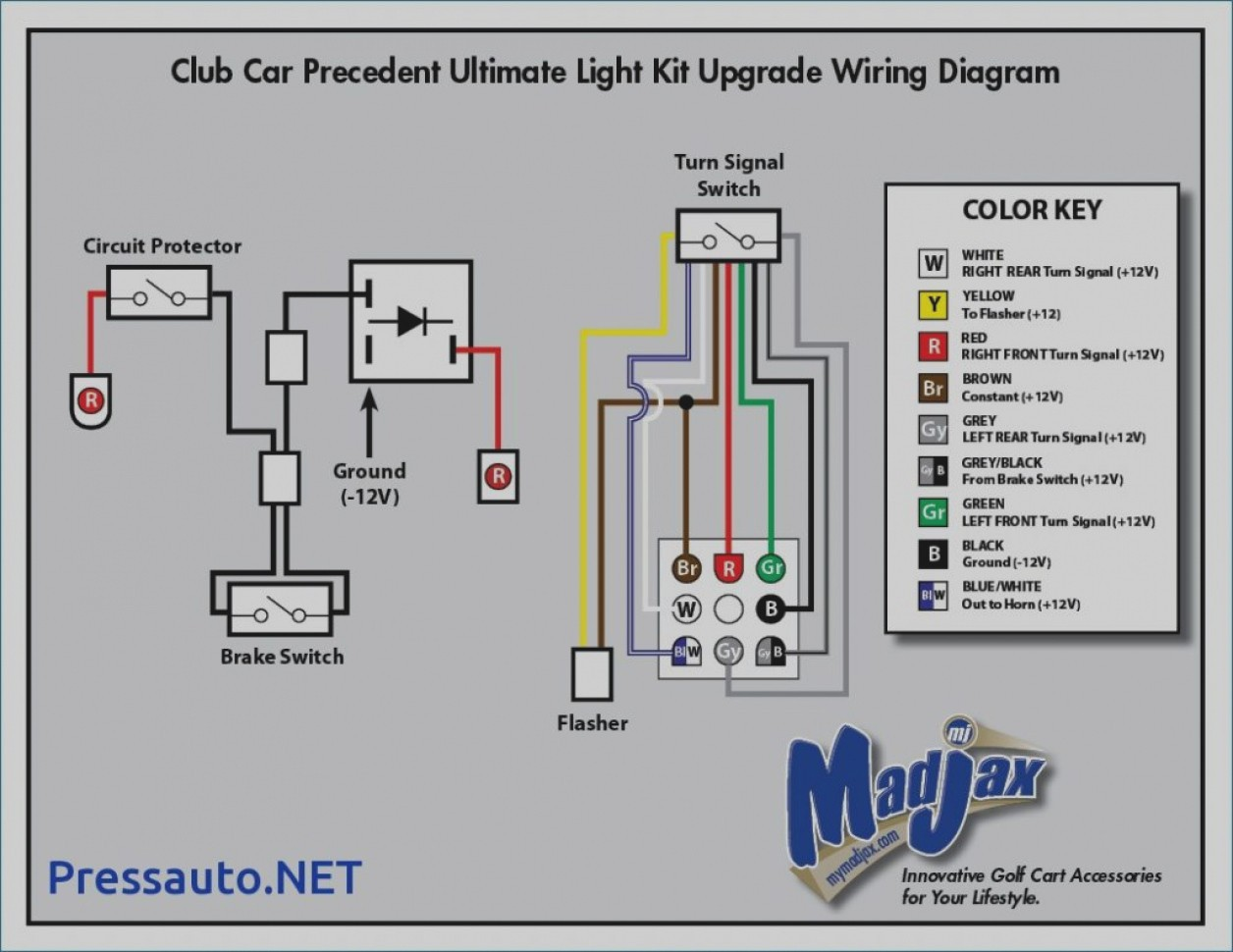 Ezgo Wiring Diagram Inspirational Ezgo Ignition Switch Wiring Diagram Save for Club Car Electric Golf Stock
