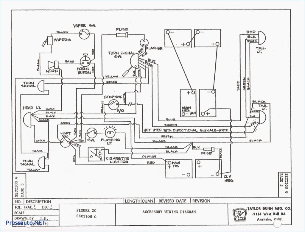 Wiring Diagram Wiring Diagram Ez Go Electric Golf Cart Fresh Golf Cart Wiring Diagram 36 Volt Golf Cart Wiring Diagram Pdf