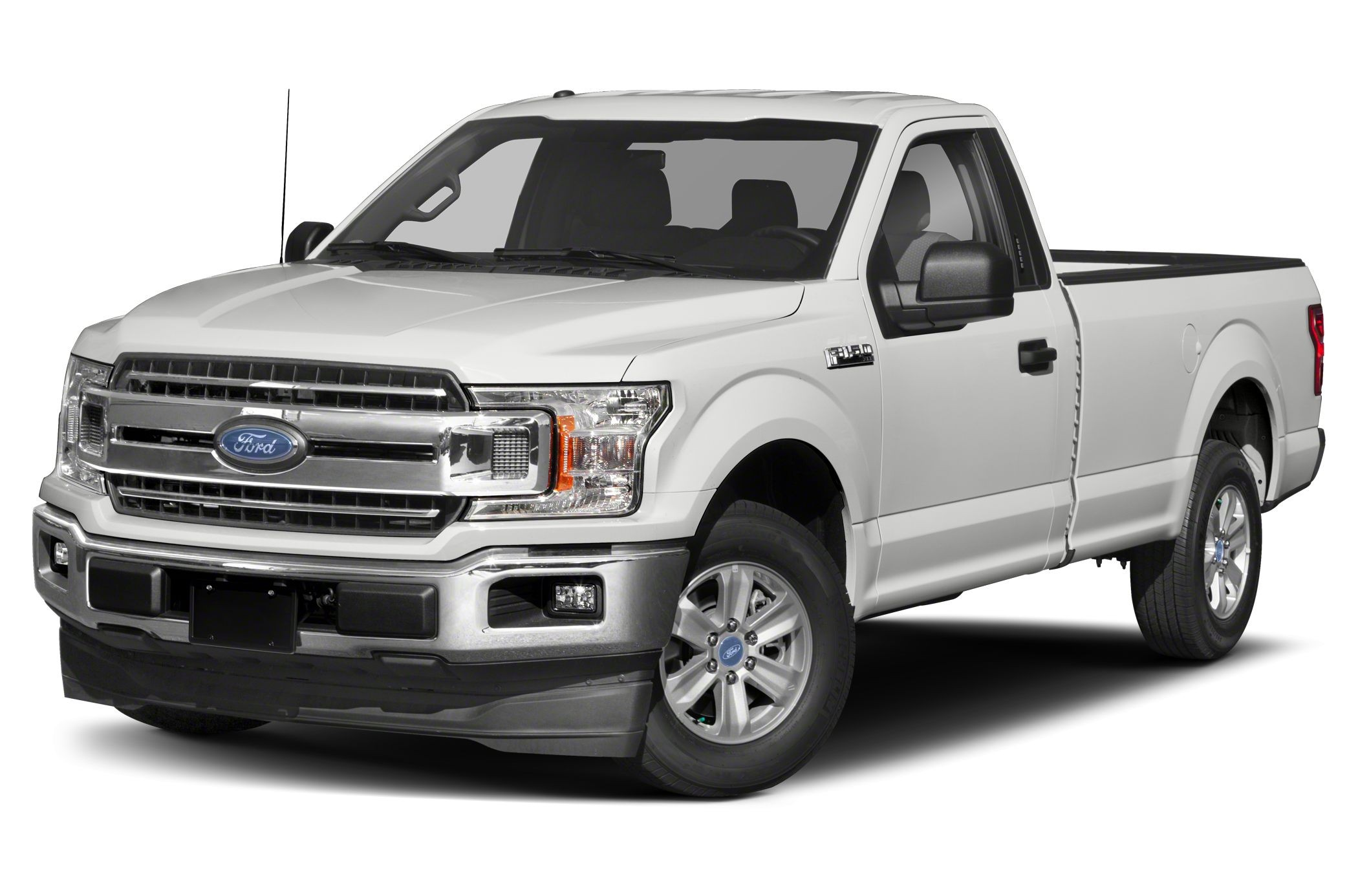 2018 Ford F 150 XL 4x4 Regular Cab Styleside 8 ft box 141 in WB Pricing and Options