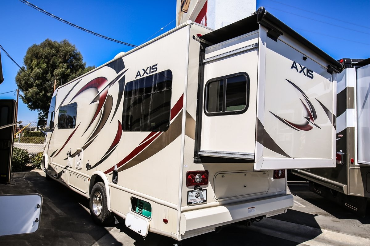 Pre Owned 2018 THOR AXIS 25 2 Specialty Vehicle in Boise C0328P