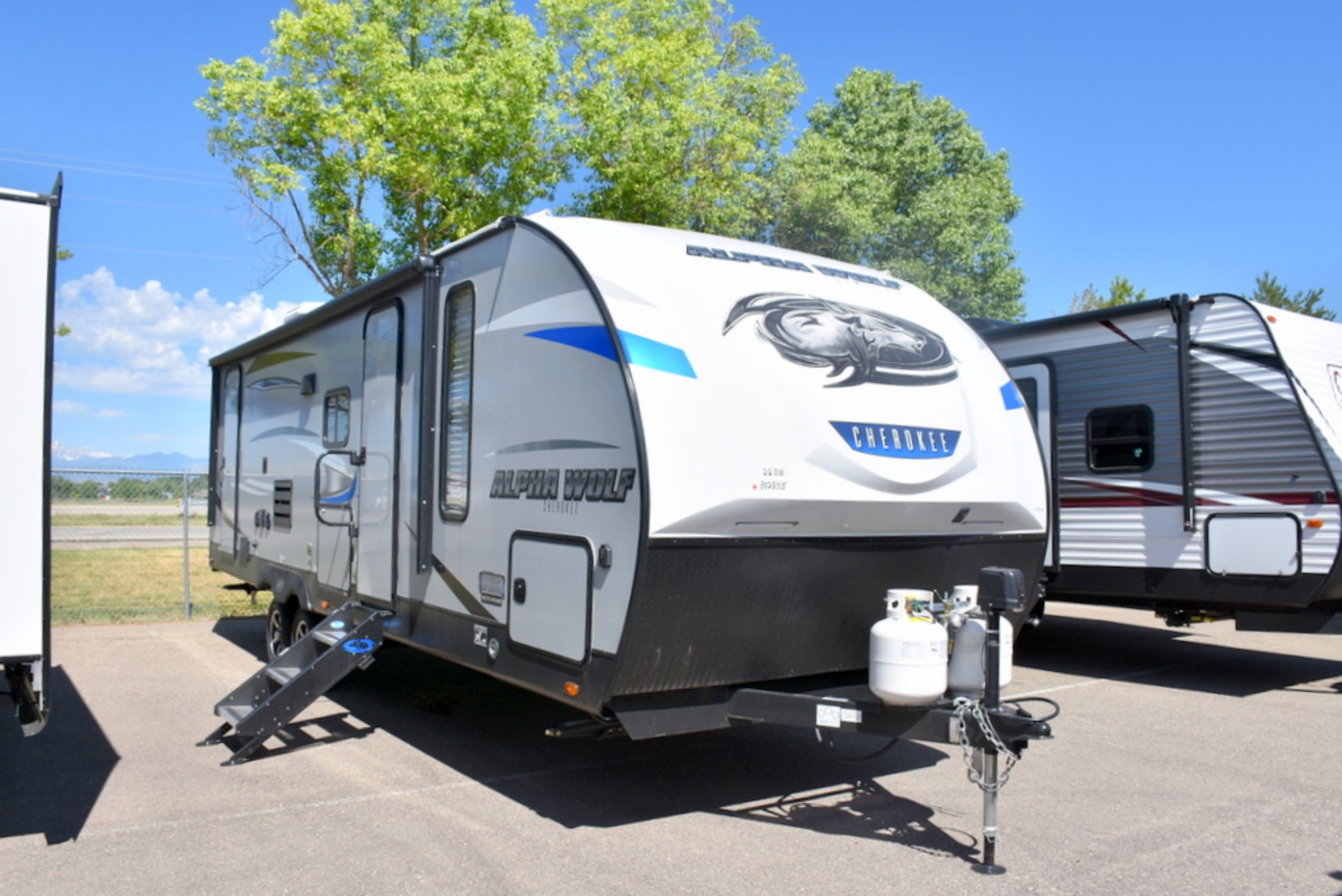 Colorado Cherokee Alpha Wolf For Sale Forest River Travel Trailers RV Trader