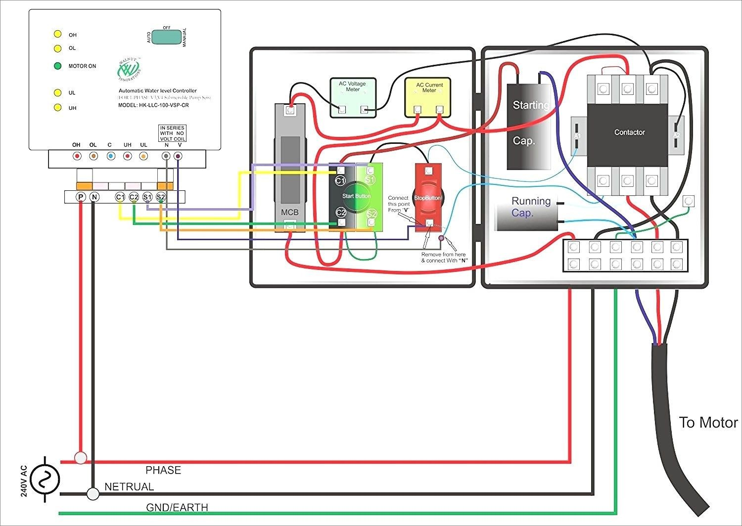 4 Wire Submersible Pump Wiring Diagram Awesome | Wiring ...  Wire Submersible Pump Wiring Diagram on