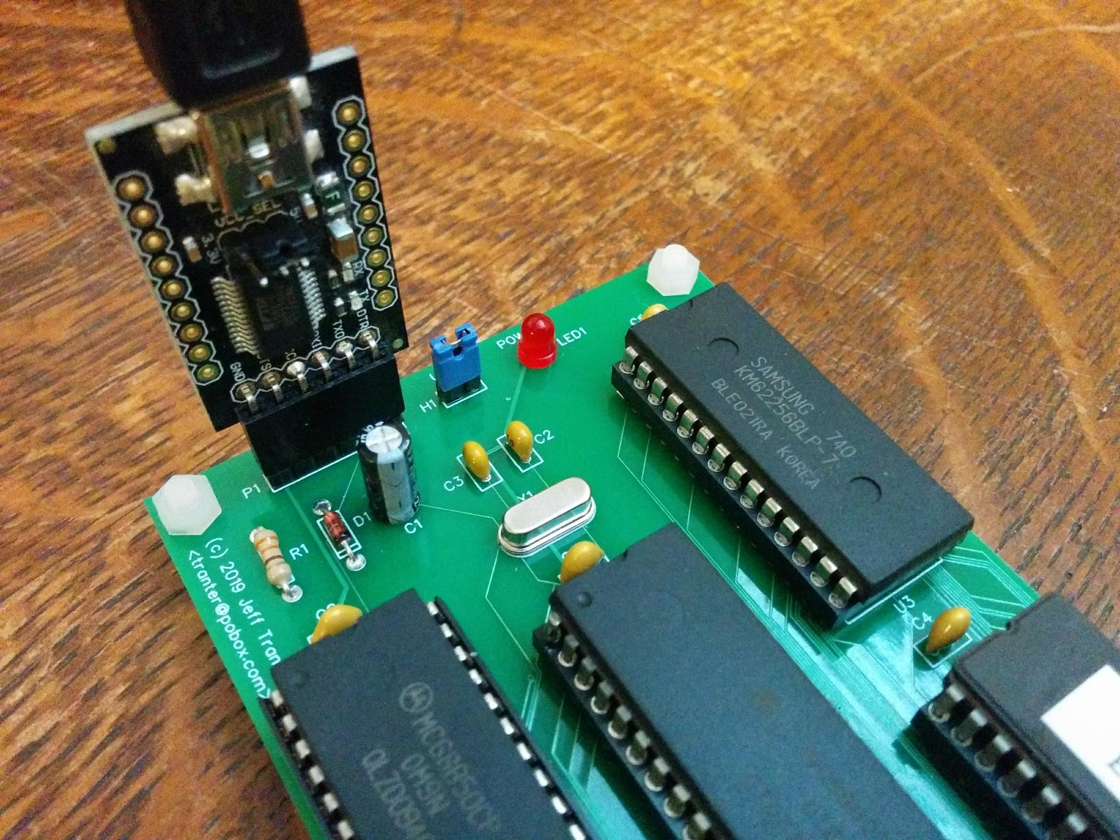 A 6809 Single Board puter Disassembler and Thoughts on the 6809