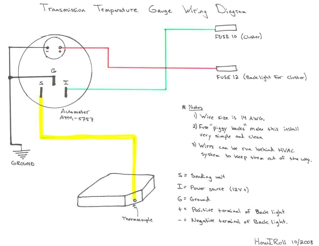 Autometer Wire Diagram Wiring Diagram Centre Autometer Amp Wiring Diagram