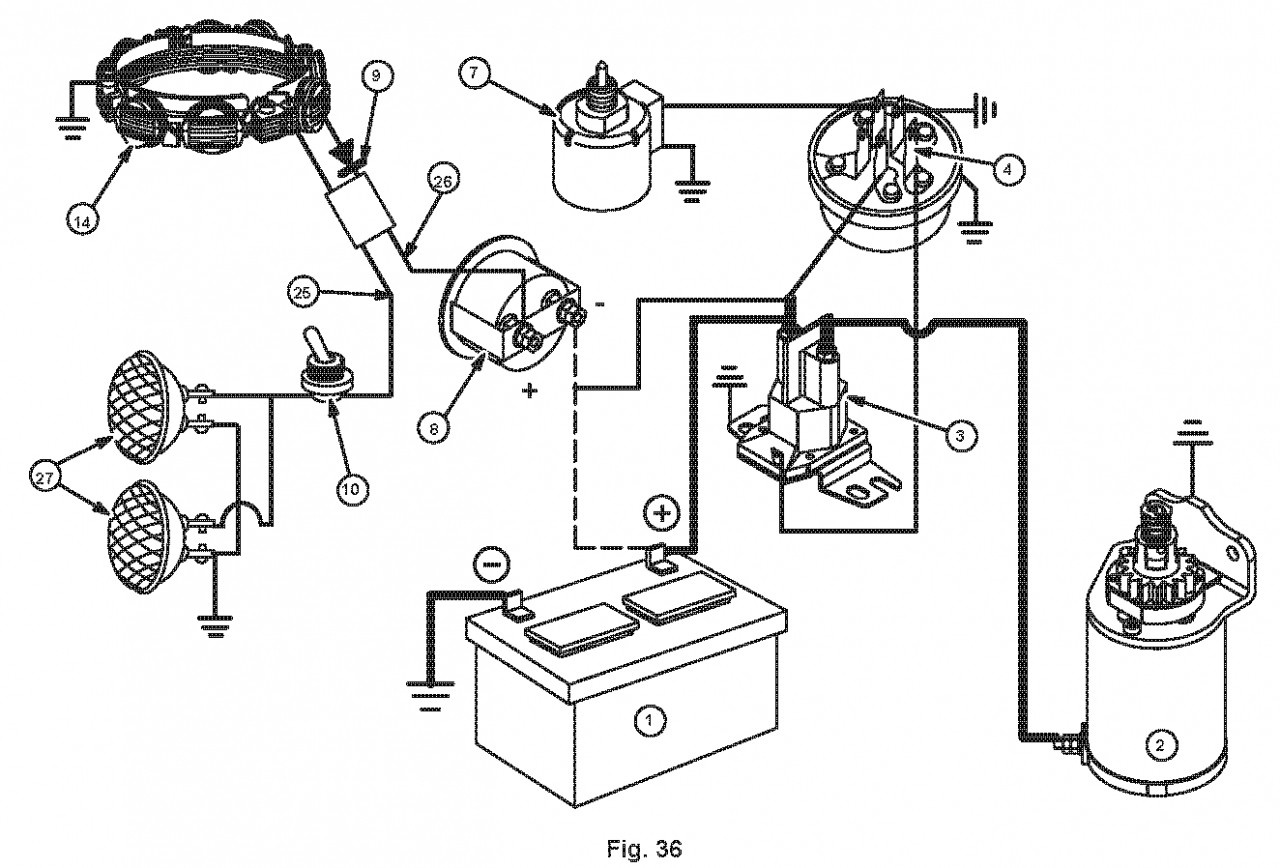 Wiring Diagram Source · 11 hp briggs and stratton engine diagram briggs and Wiring Diagram Briggs 8 Hp