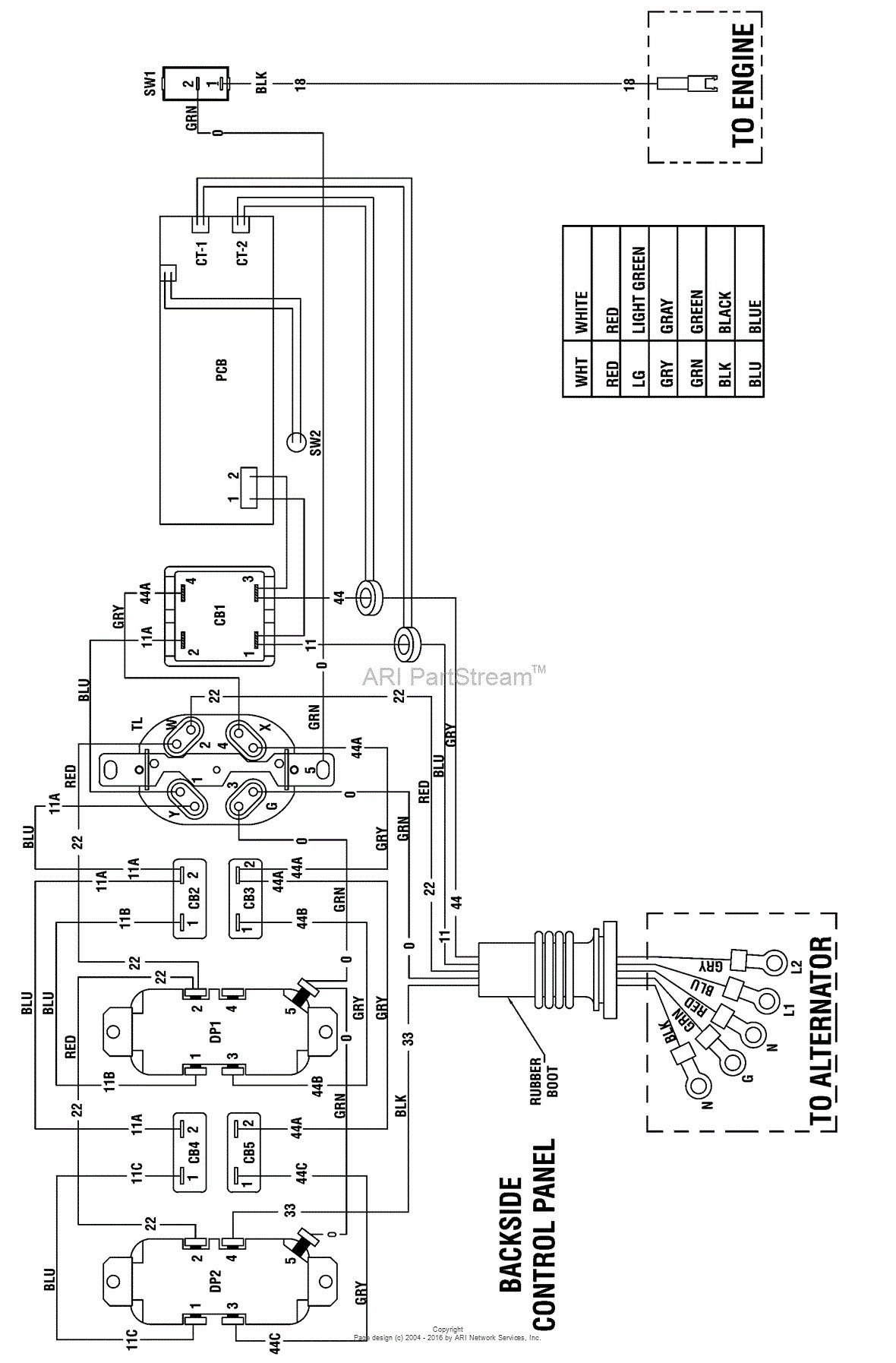 Briggs And Stratton Wiring Diagram Briggs And Stratton Wiring