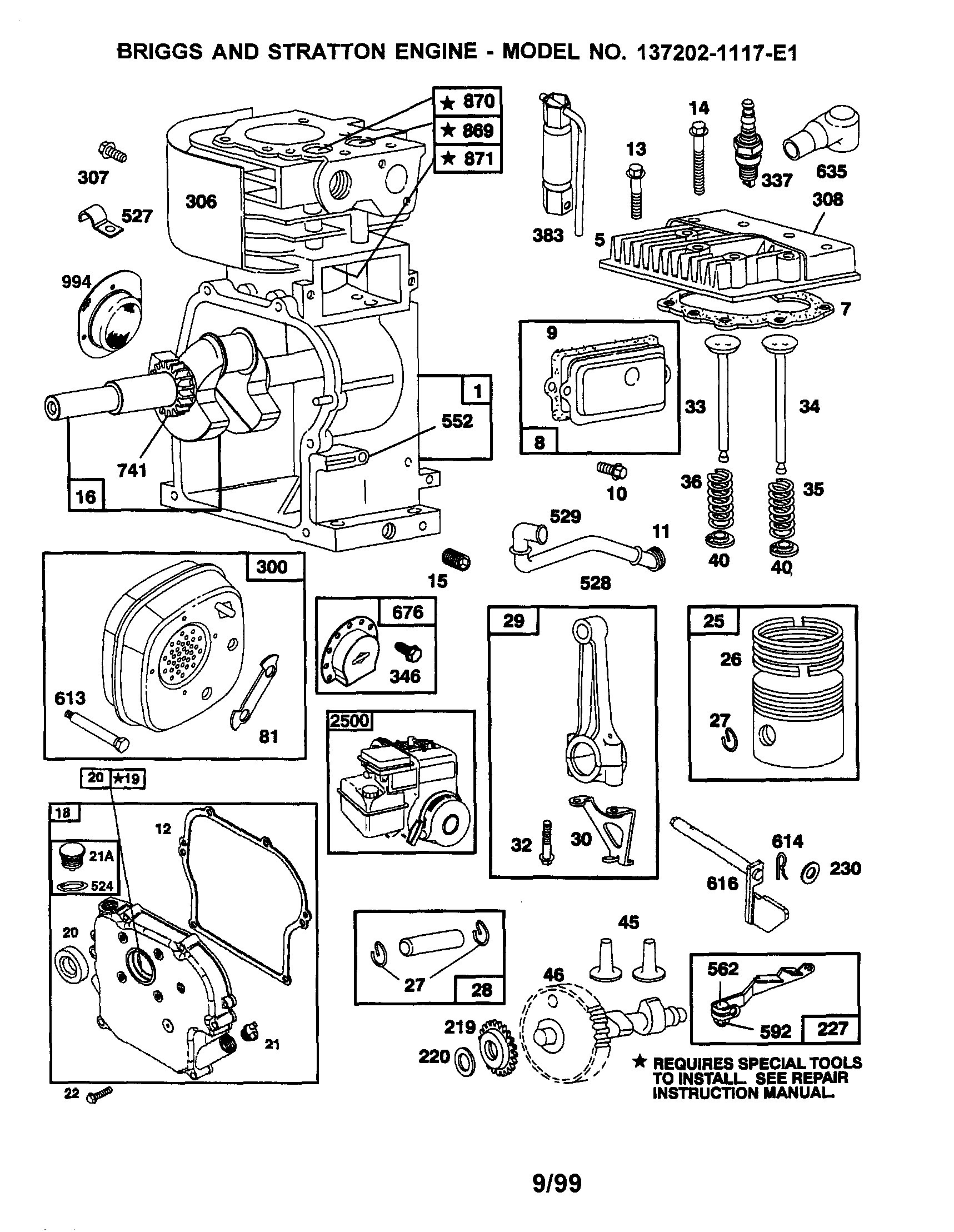 Briggs Stratton Engine Diagram Beautiful 8Hp Briggs And Stratton Briggs and Stratton Wiring Diagram 12hp Awesome