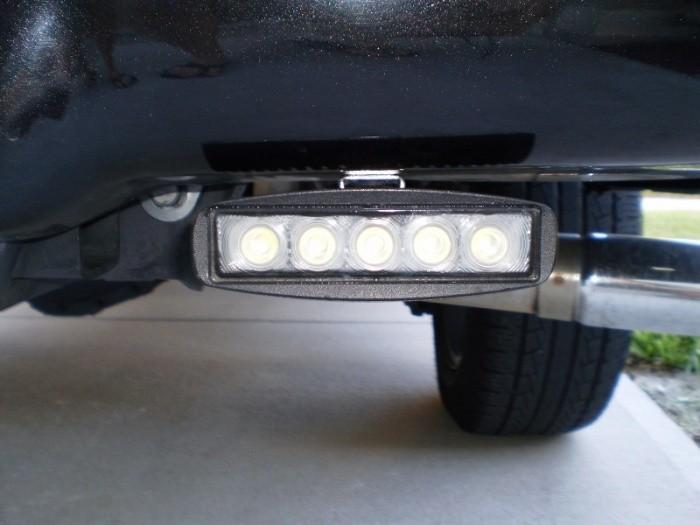 Reverse led light bar p