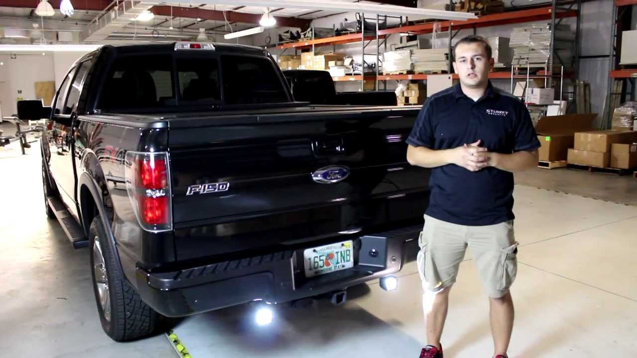 Backup Auxiliary Lighting Kit Installation Fits all Truck SUV s