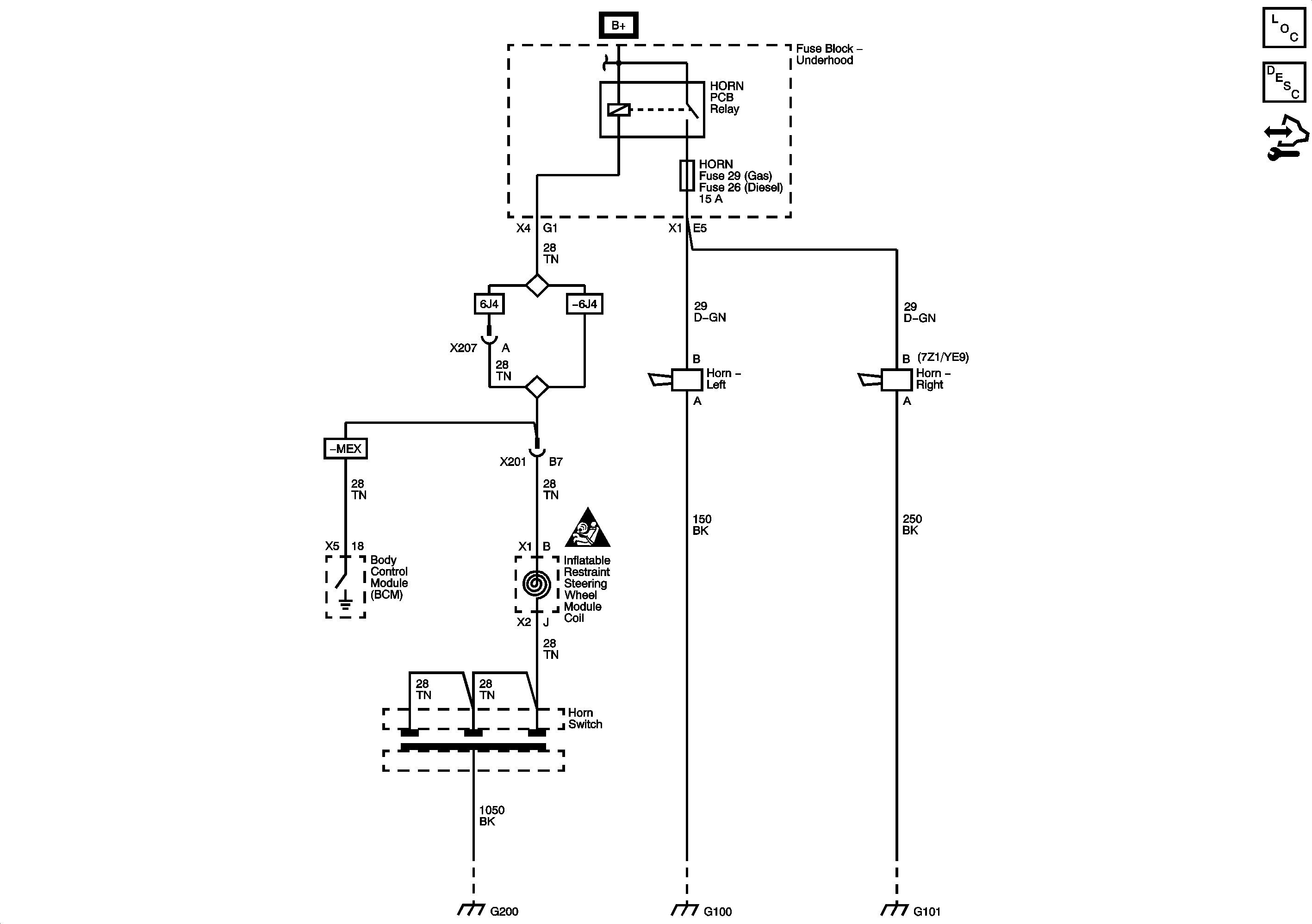 Wrg Wiring Diagrams Air Horn Relays