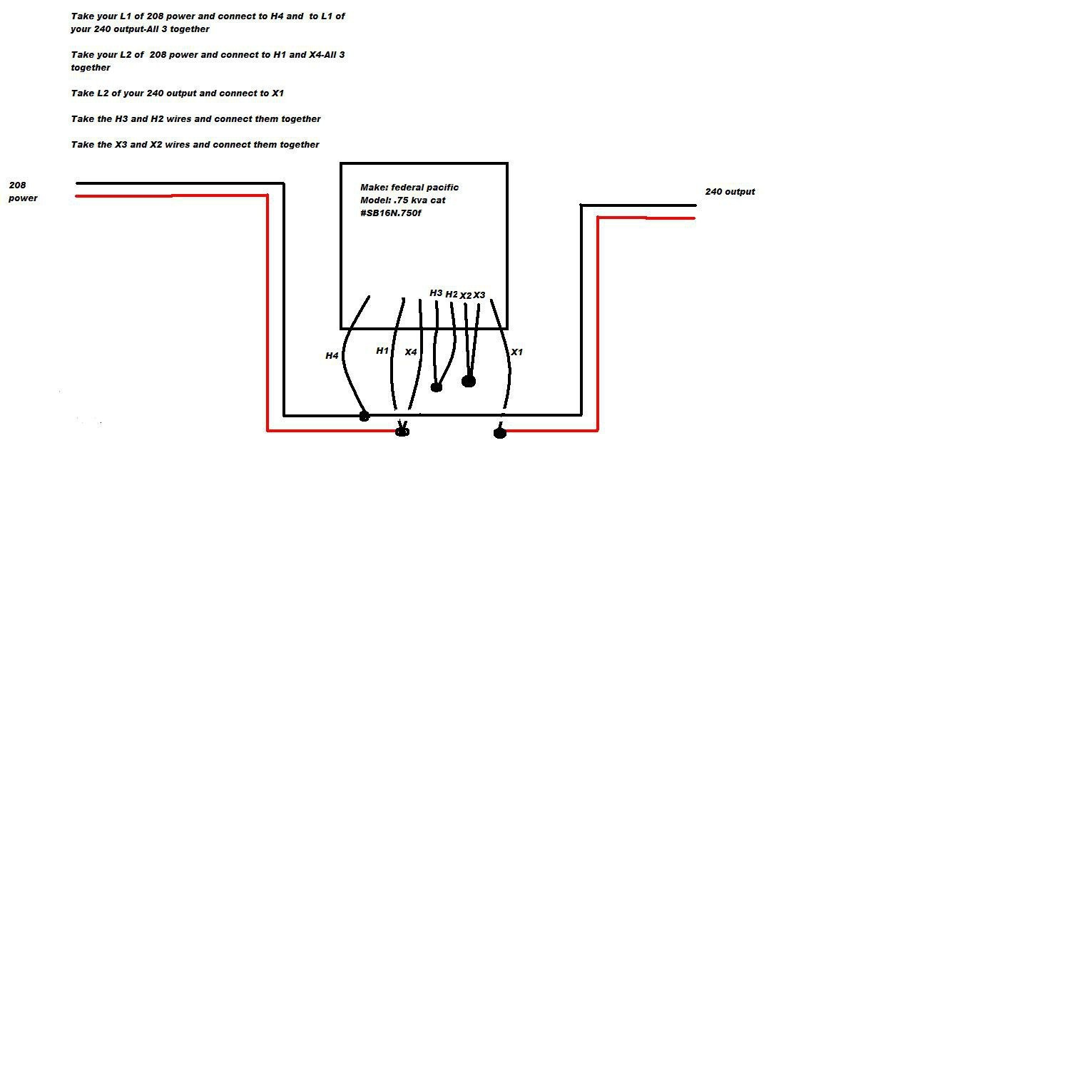 Three Phase Buck Boost Transformer Wiring And 1 Phase To 3 Phase Converter Diagram