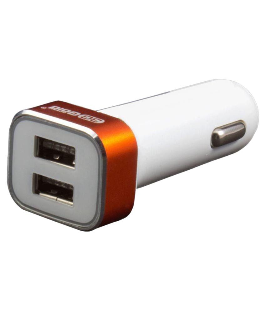 3G Gold Royal Car Charger 1 Cables & Chargers line at Low Prices