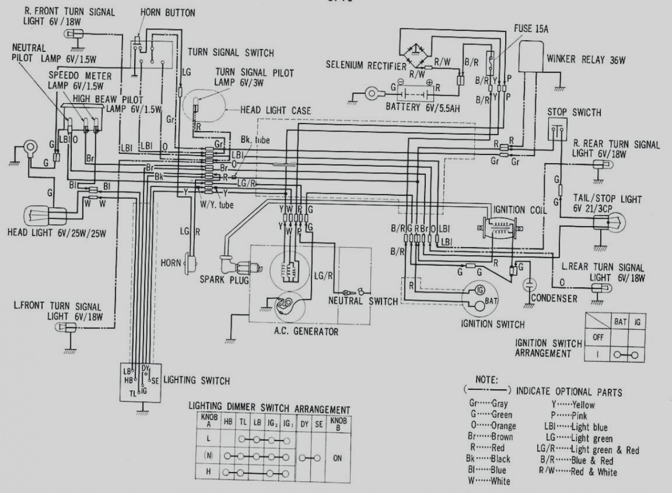 cdi tnn wiring diagram best of