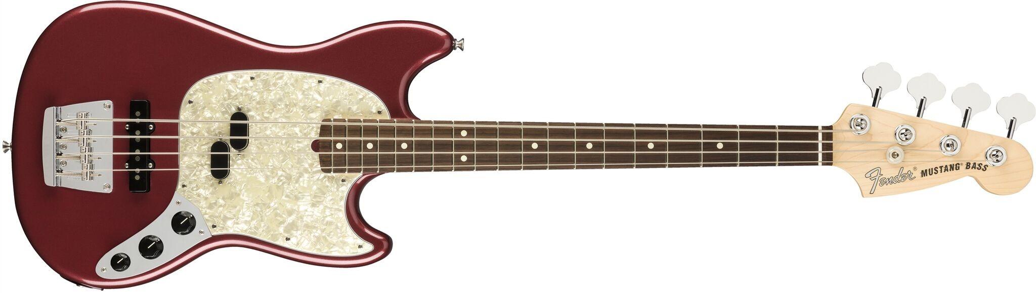 Fender American Performer Series Mustang Bass