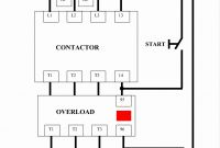 Direct In Line Wiring forward and Reverse Awesome Standard Contactor Wiring Diagram