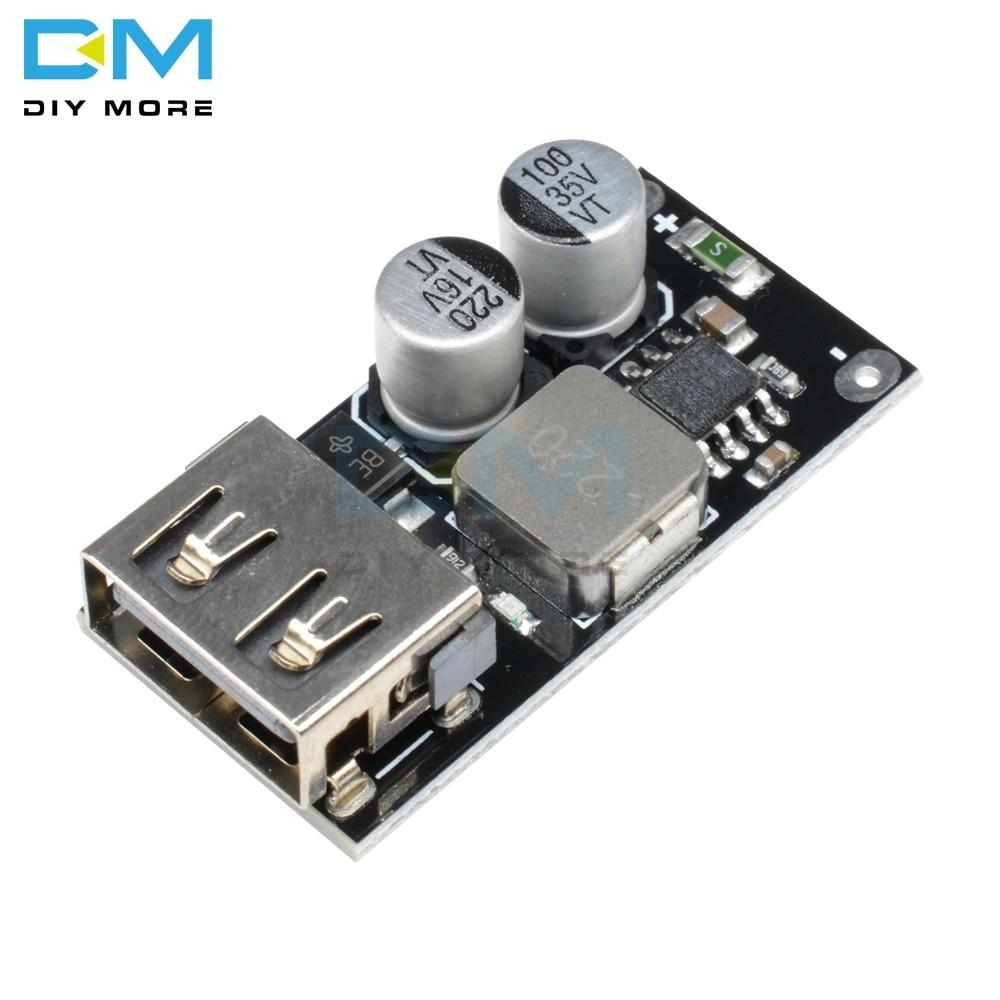 QC3 0 QC2 0 USB DC DC Buck Converter Charging Step Down Module