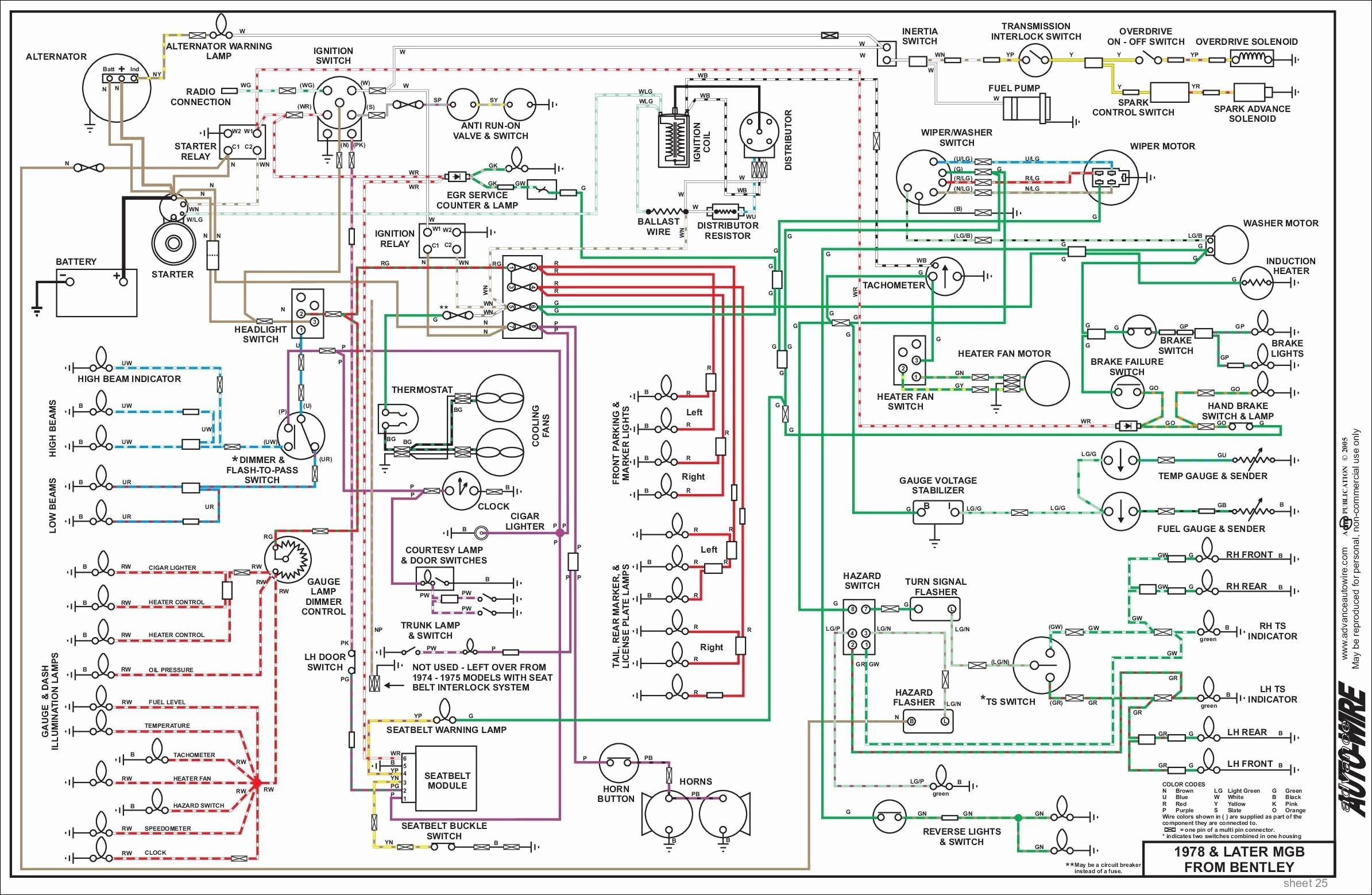 wrg 3746] mga wiring diagram 196 mga wiring diagram simple wiring diagram detailed 1957 mg