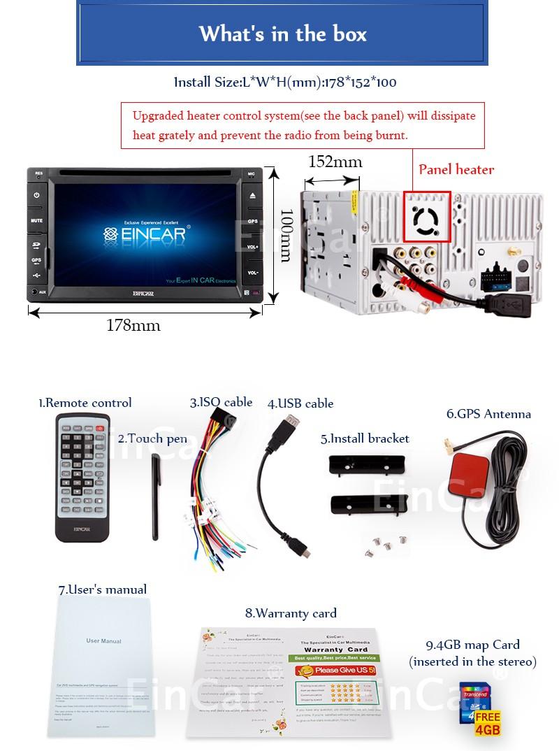 Eincar 6 2 Wire Diagram Unique