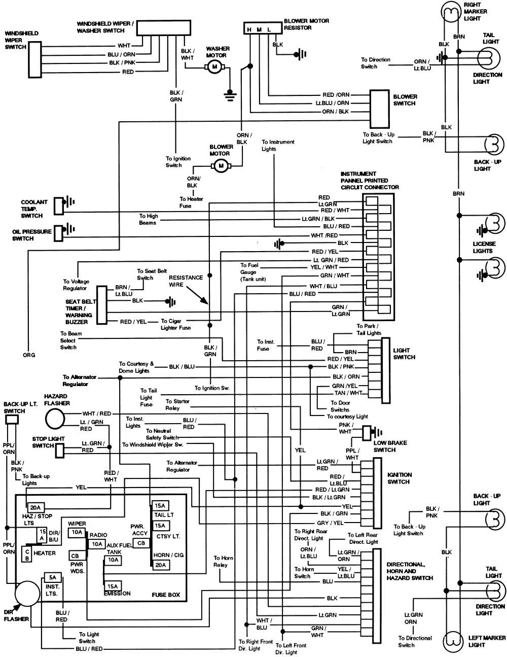 stock photo ford alternator wiring diagram 1988 subaru alternator wiring wiring diagram