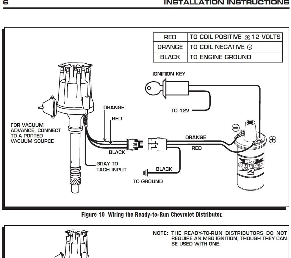 Msd Distributor Wiring Diagram Best Msd Pro Billet Distributor Wiring Diagram Collection Msd Distributor