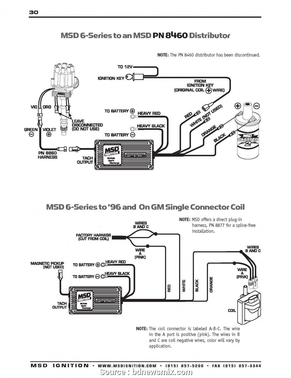 msd 5200 wiring diagram ignition wiring diagram paper