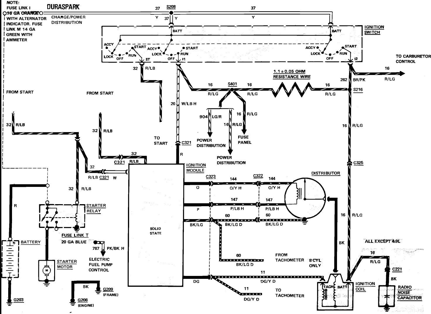 1987 ford f 250 wiring diagram wiring diagram databaseford f150 ignition wiring diagram