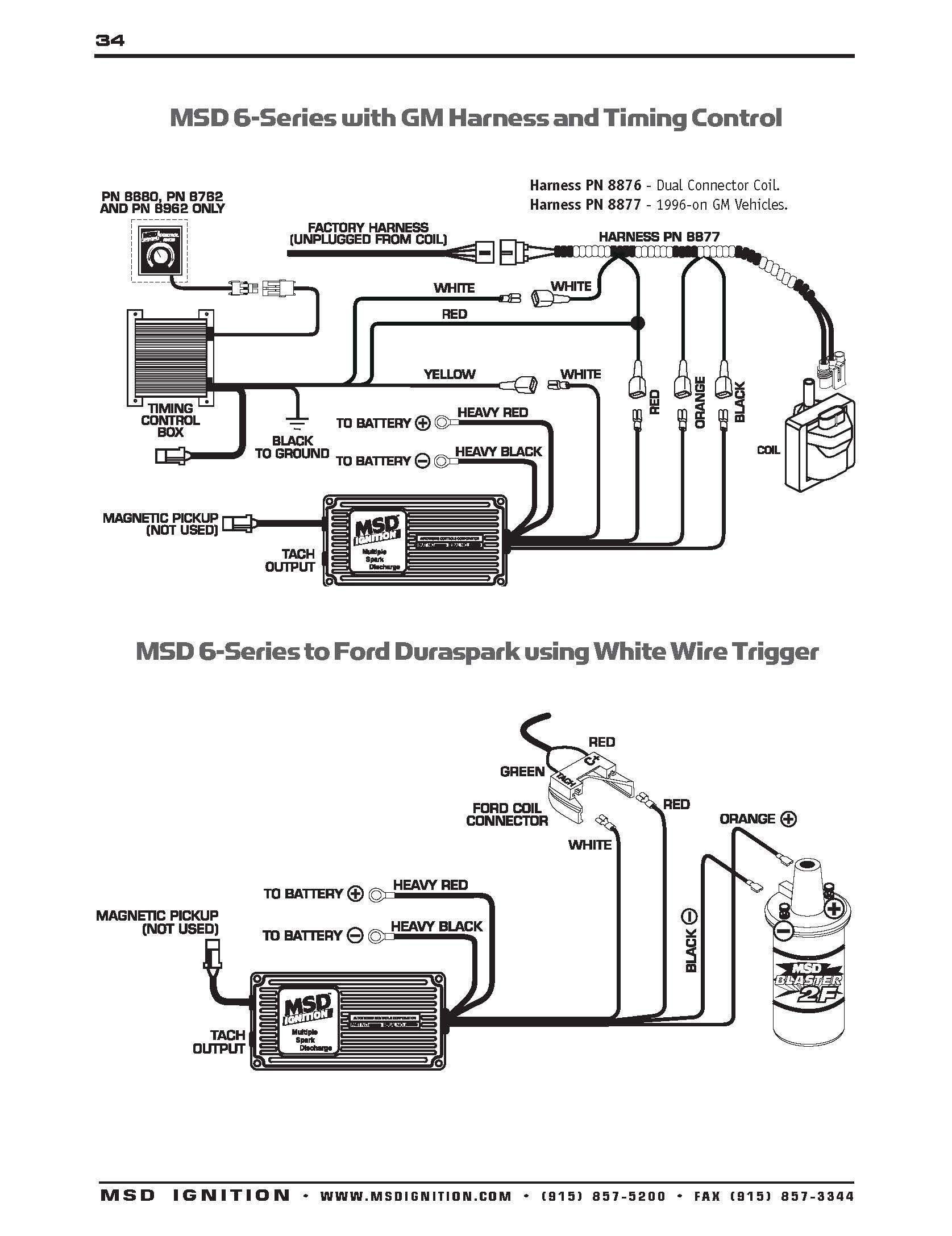 Ford Ignition Box Wiring Wiring Diagram Used Ford Tfi Distributor Wiring Diagram Ford Distributor Wiring Diagram