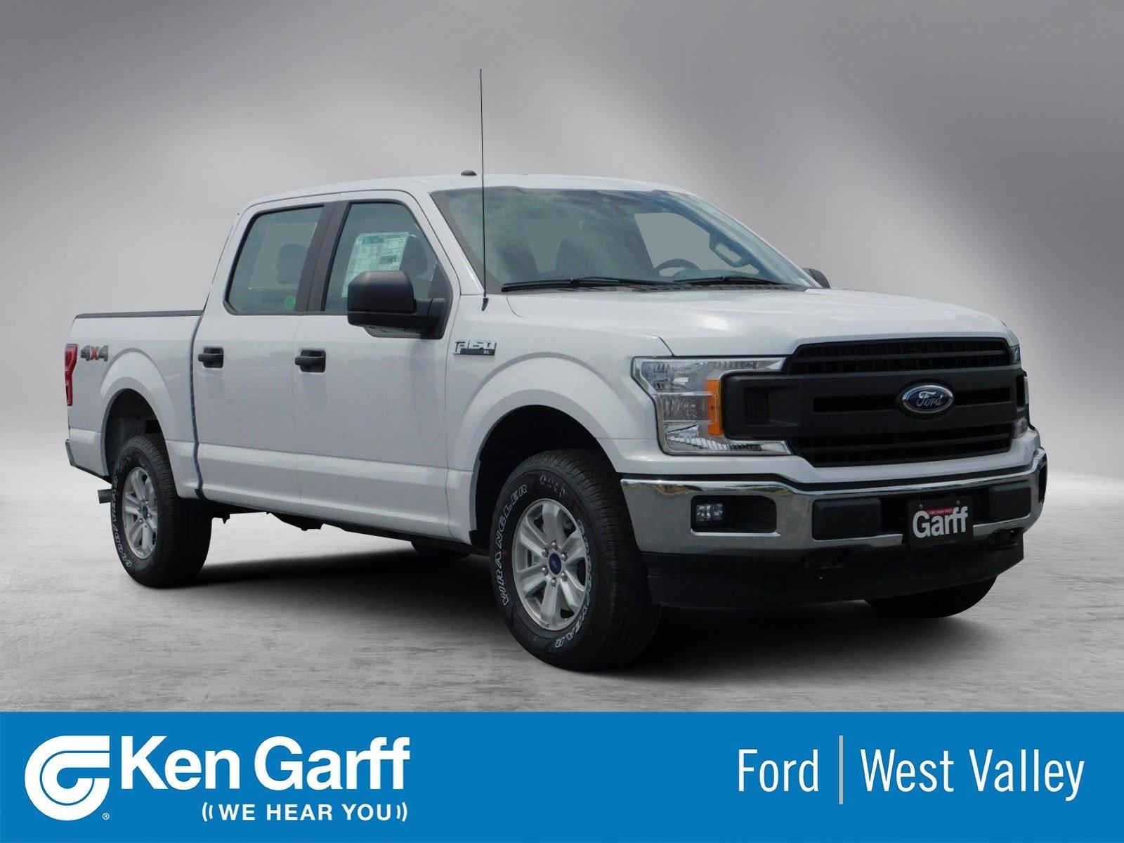 New 2019 Ford F 150 XL