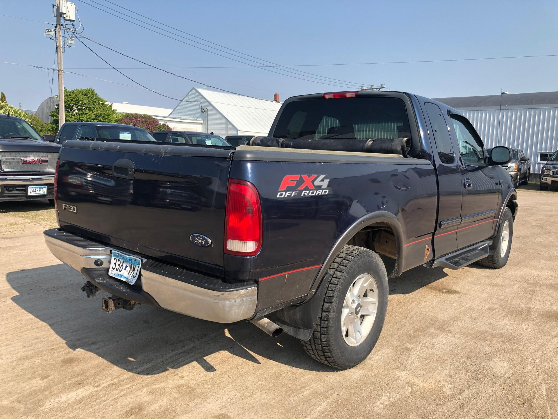 2002 Ford F 150 Vehicle in Red Lake Falls MN
