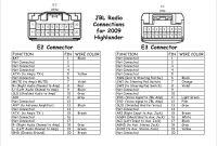 Fujitsu Ten 86120-bz120 New toyota Fujitsu Ten Wiring Diagram