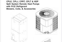 Fujitsu Ten Ae-32500 Wiring Diagram Elegant Goodman A C Unit Service Instructions