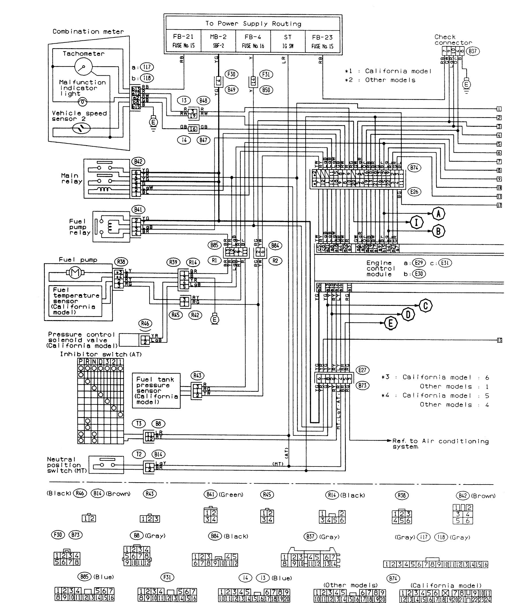 brz fujitsu wiring diagram fujitsu ten limited wiring diagram awesome | wiring ...