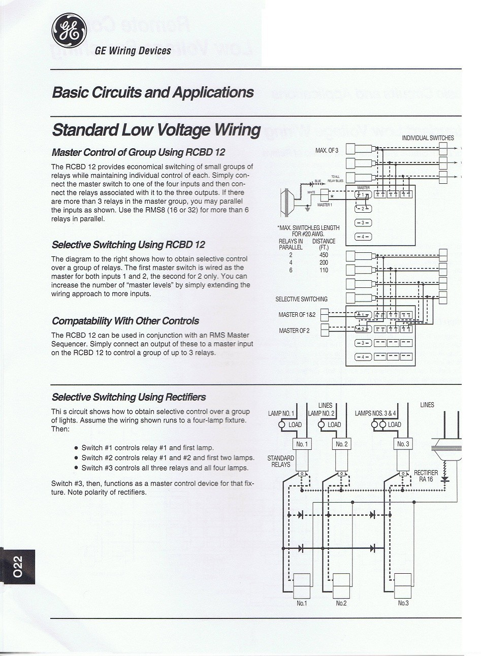 Ge Rr9 Relay Wiring Diagram from mainetreasurechest.com