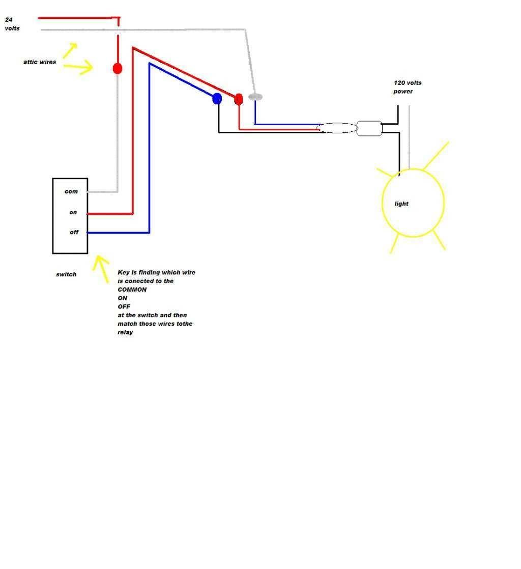 Ge Rr8 Relay Wiring Diagram Wiring Diagram Inside Ge Rr8 Wiring Diagram