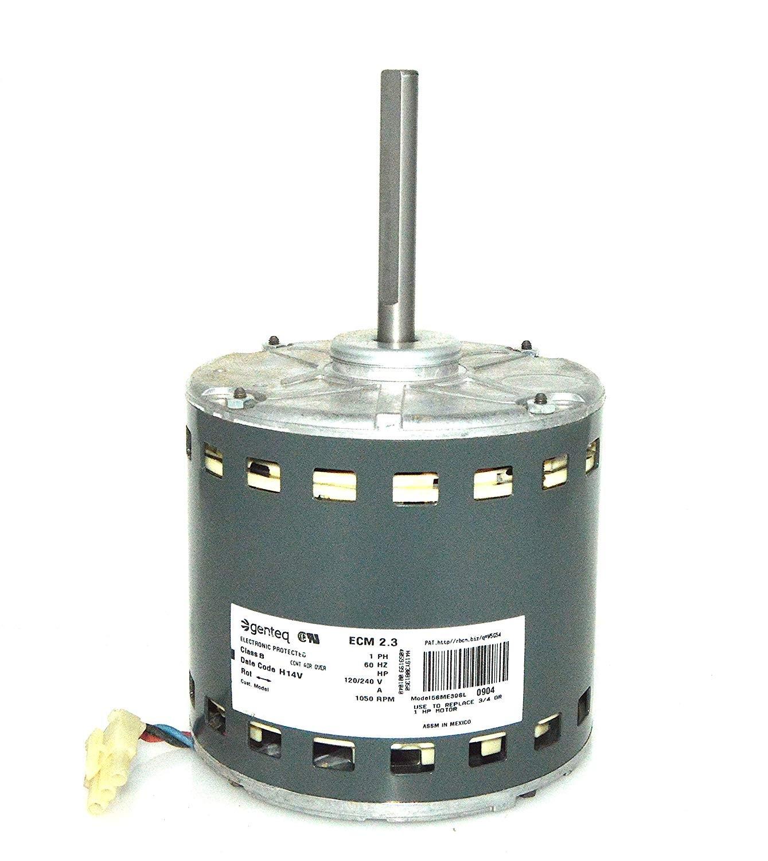 Trane GE Genteq 3 4 1 HP ECM Furnace BLOWER MOTOR 5458 5SME39SL0904 MOT Amazon