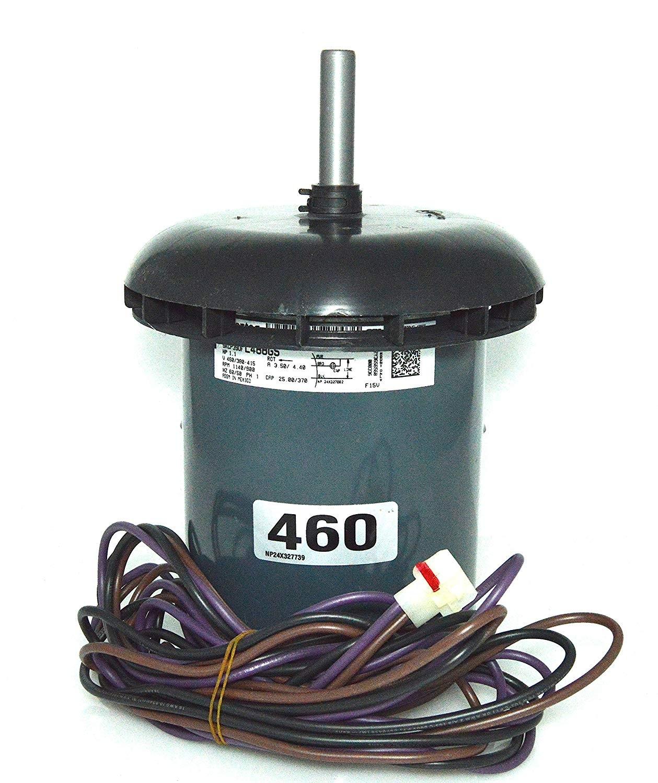 OEM Trane American Standard GE Genteq FAN MOTOR 1 1 HP 380 460v 5KCP39UFL488GS Amazon