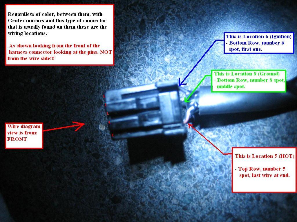 d gentex homelink mirror sale pin locations gentex wiring diagram audi inside mirror