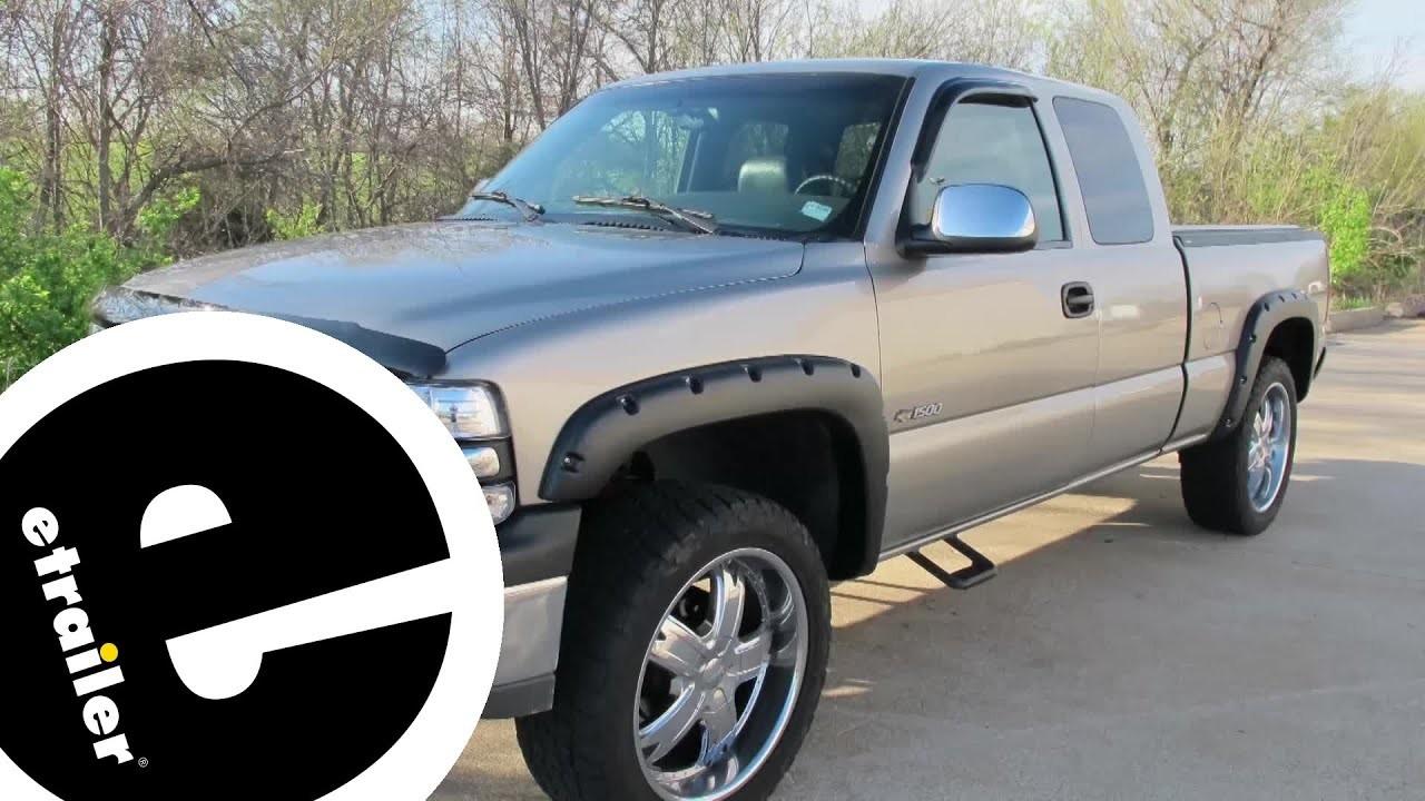Trailer Brake Controller Installation 2000 Chevrolet Silverado etrailer