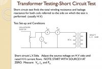 High Voltage Output Transformer Circuit Unique Lesson 10 Transformer Performance and Operation Ppt