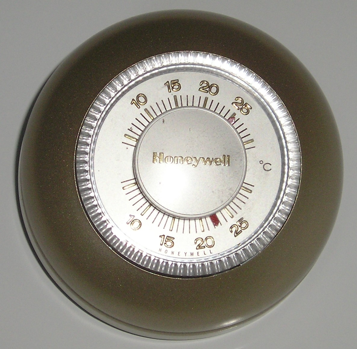 File Honeywell thermostat