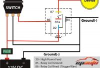 Horn Relay to Light Elegant Car Horn Wiring Diagram for Dc Wiring Diagrams