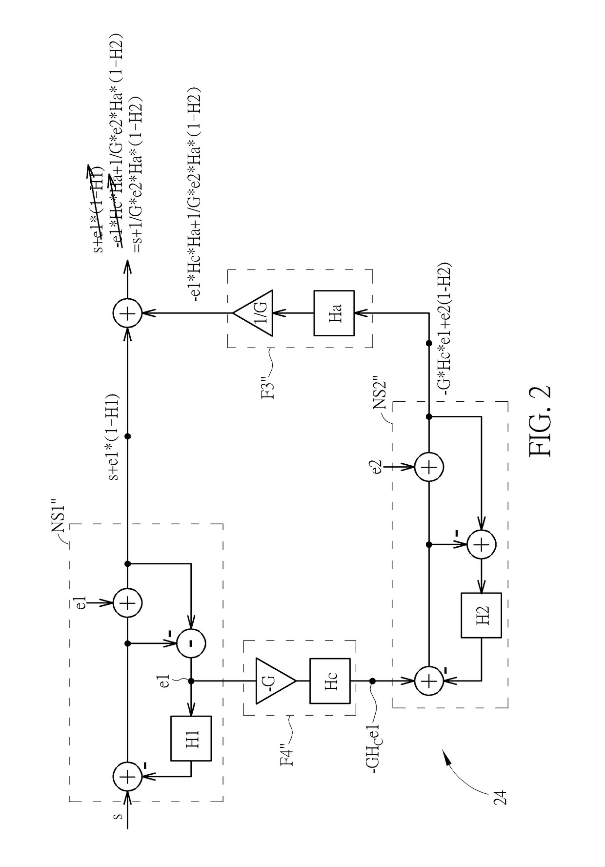 US Noise shaping circuit sigma delta 3