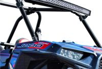 How to Wire A Light Bar On A Rzr Inspirational Clamp On Led Light Bar Bracket Bo for Polaris Rzr Xp 1000 and