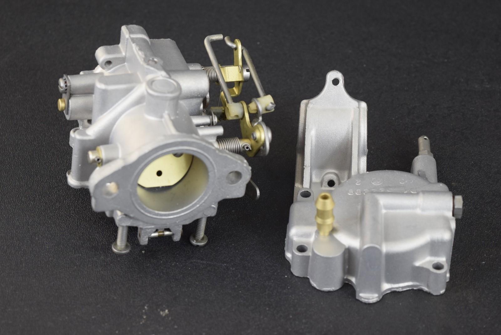 C Johnson Evinrude 1977 Carburetor Assembly 25 35 HP REBUILT