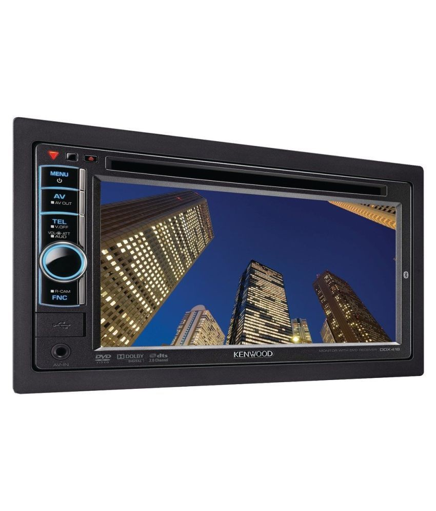 Kenwood DDX418 Double DIN Car Stereo Buy Kenwood DDX418 Double DIN Car Stereo line at Low Price in India on Snapdeal